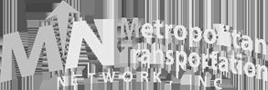 Logo of the Minneapolis Transportation Company Metropolitan Transportation Network