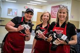 KA donates Bombas socks to House of Charity