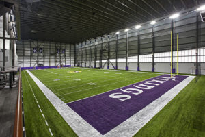 TCO Performance Center practice field