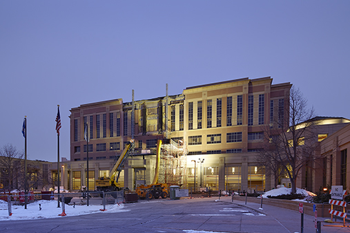 Olmsted County Government Center Expansion