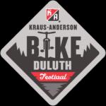 Kraus-Anderson Bike Duluth Festival Logo