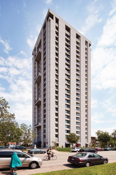 Ebenezer Towers Apartments