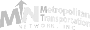 Logo of the Minneapolis Transportation Company Metropolitan Transportation Network
