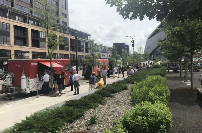 Food trucks Minneapolis