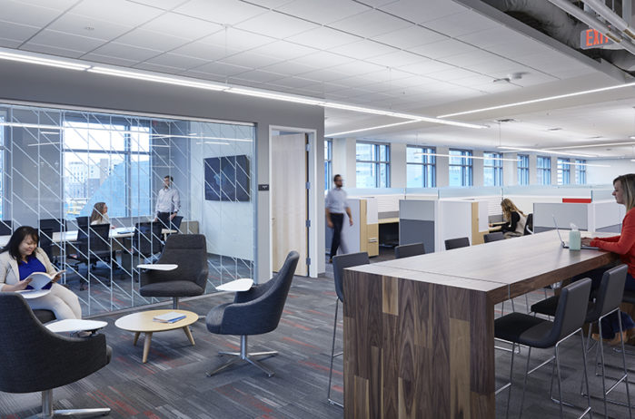 Top Projects 2017 Kraus-Anderson Twin Cities Office