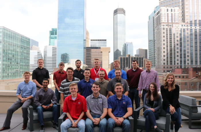 KA's 2018 Interns construction interns