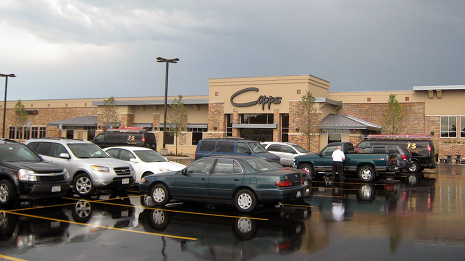 Copps and Pick N Save Sun Prairie WI Exterior View from the Parking Lot