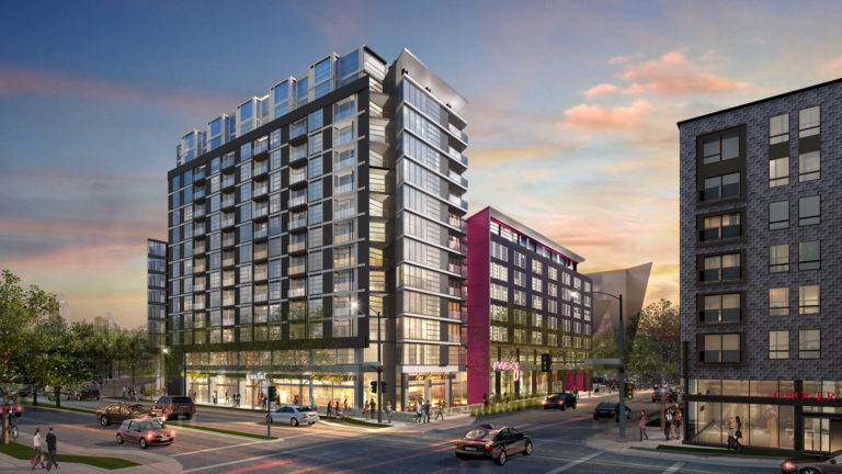 Iron Clad Moxy Hotel Minneapolis Rendering