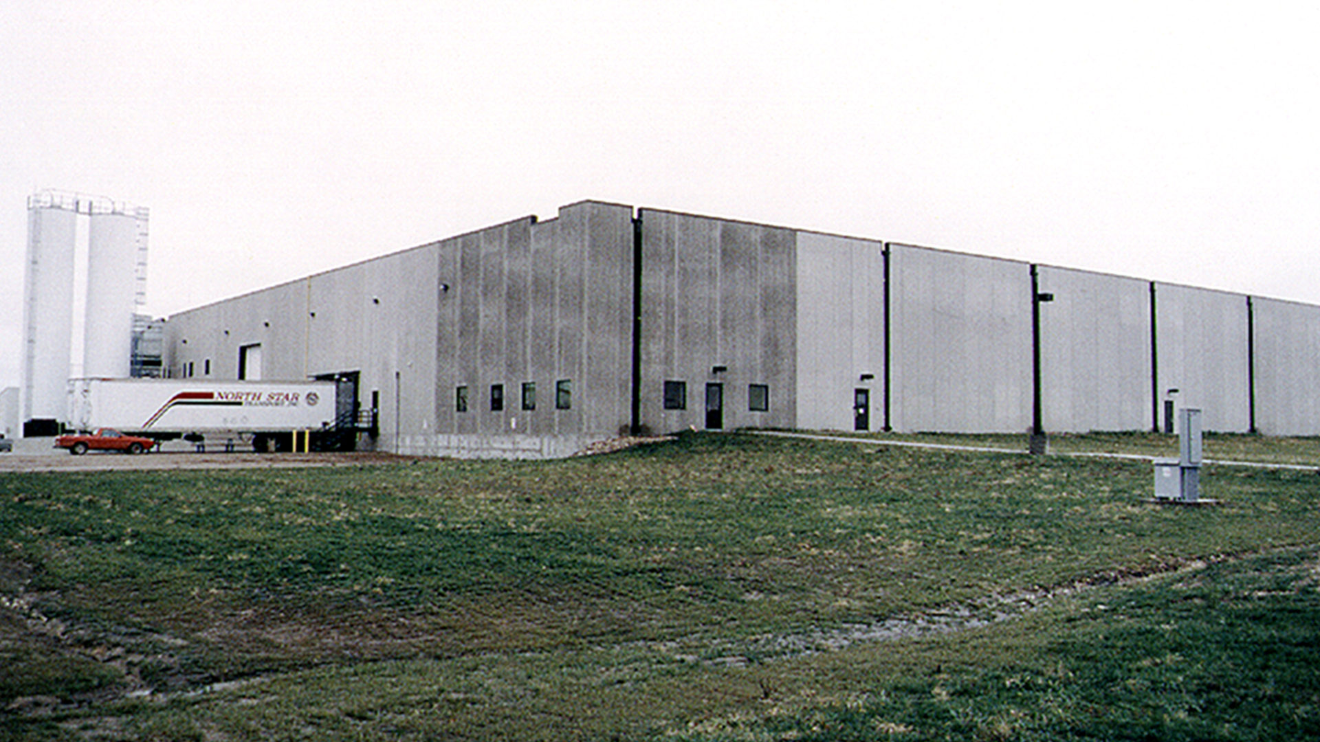 Polaris Industries Roseau MN Manufacturing Facility Exterior View
