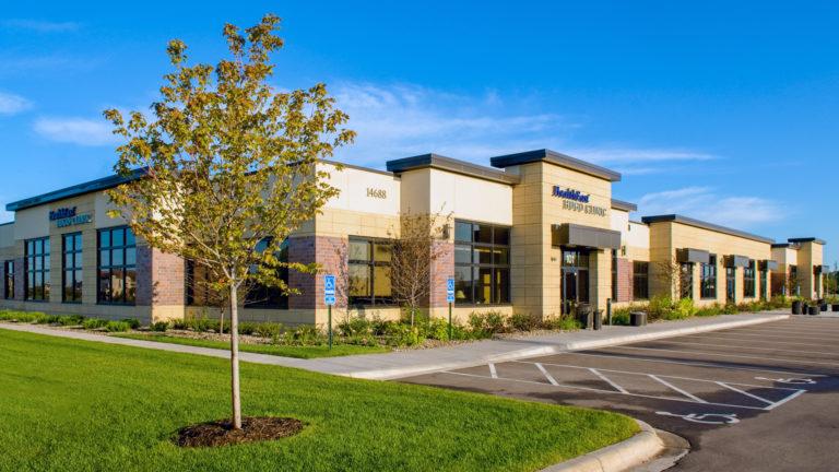 Victor Gardens Medical Office Building Healthcare Hugo MN Healtheast Hugo Clinic