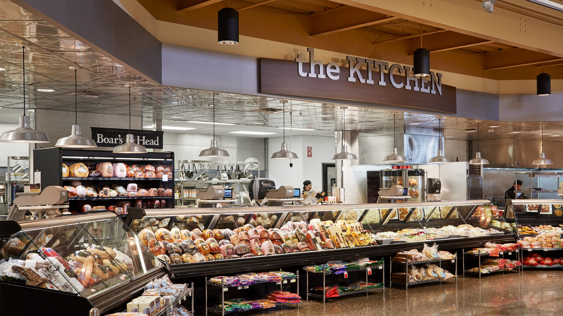 Jerrys Foods Grocery Store Woodbury The Kitchen Deli Department