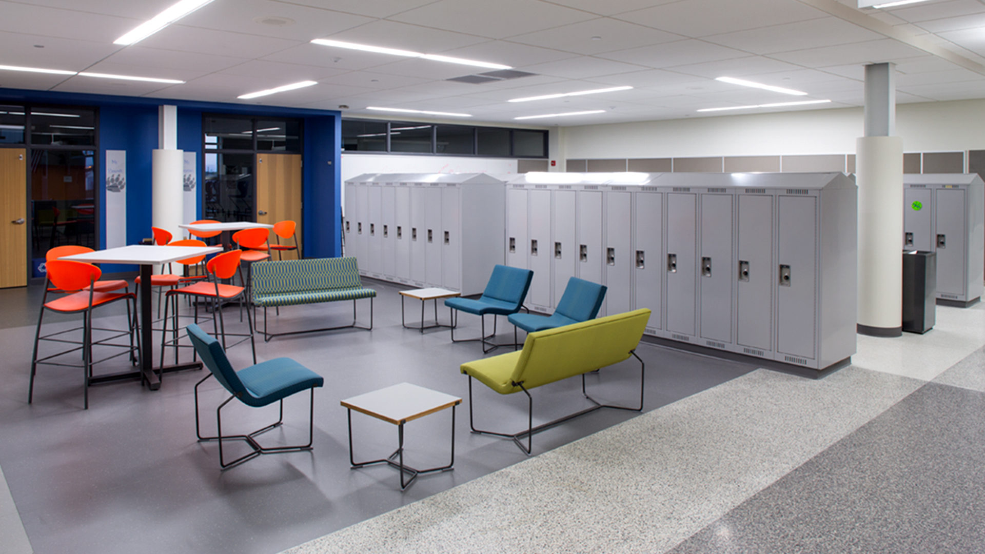 Wadena-Deer Creek Middle School-High School Wadena MN Open Study Area