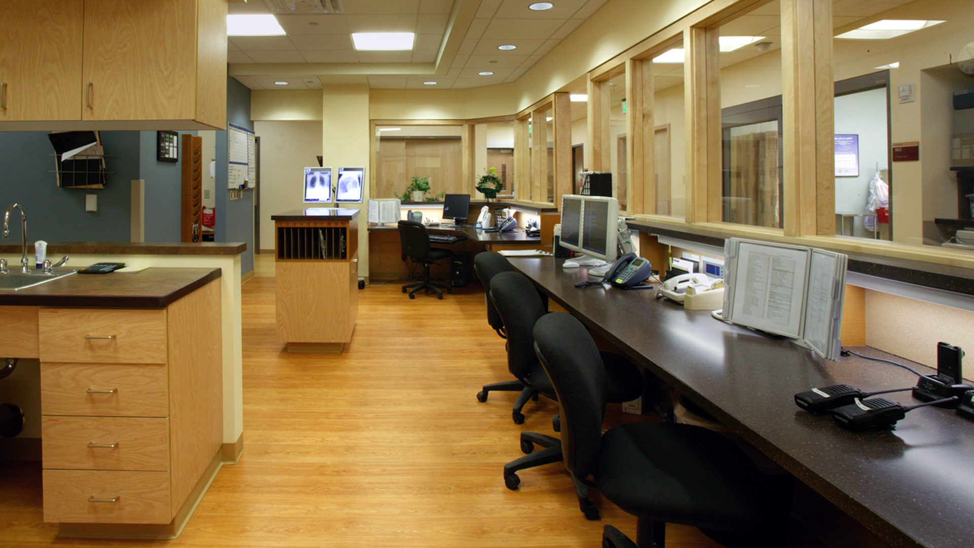 Grand Itasca Clinic & Hospital Nurses Station