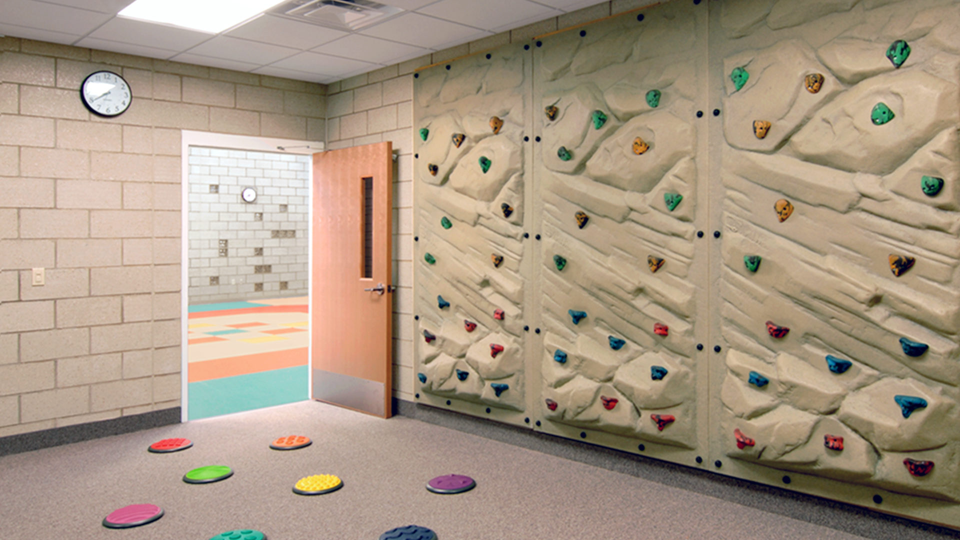 Stillwater Early Childhood Family Center Stillwater MN Education Climbing Wall and Gym