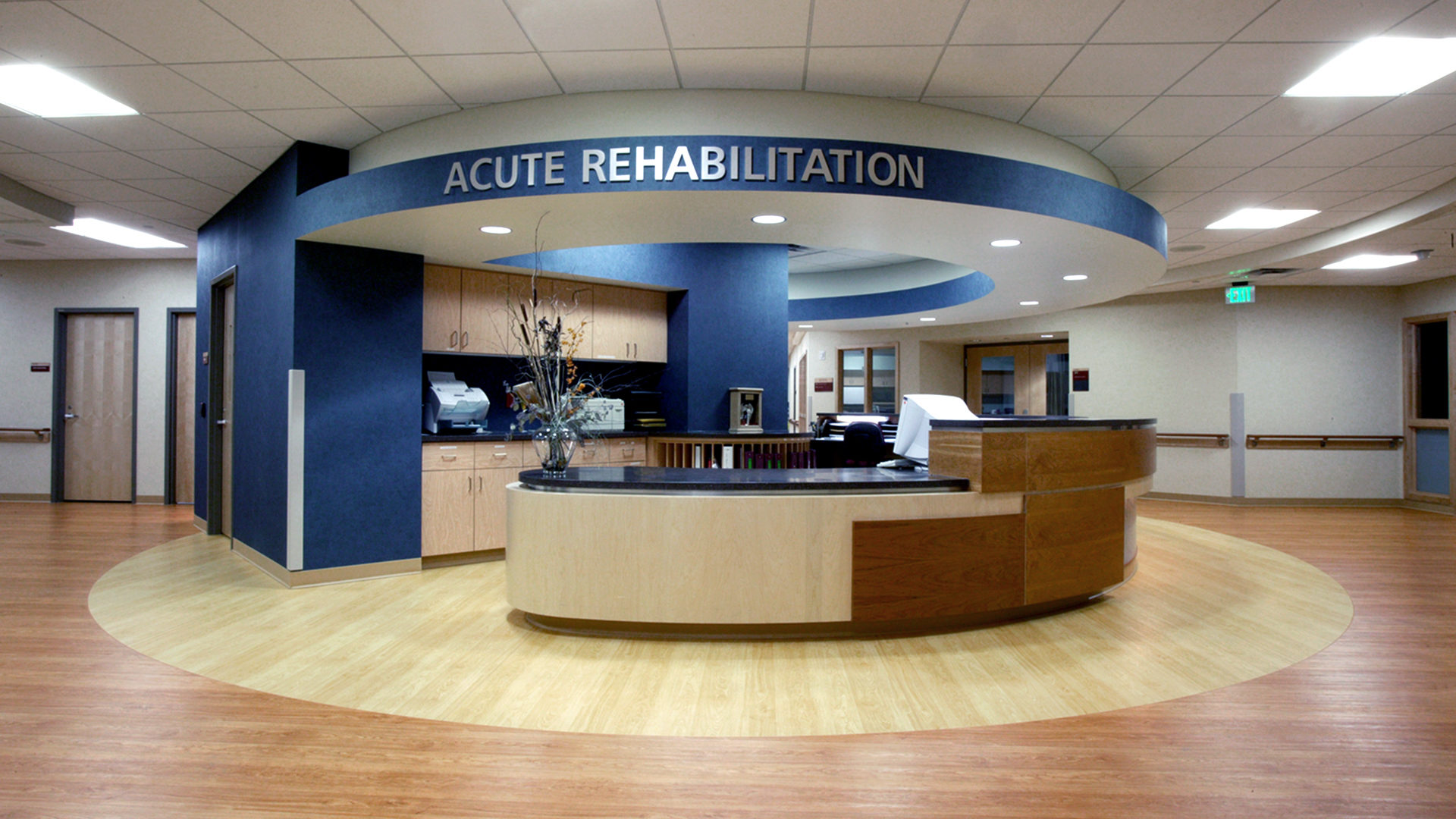 Grand Itasca Clinic & Hospital Acute Rehabilitation Information Station