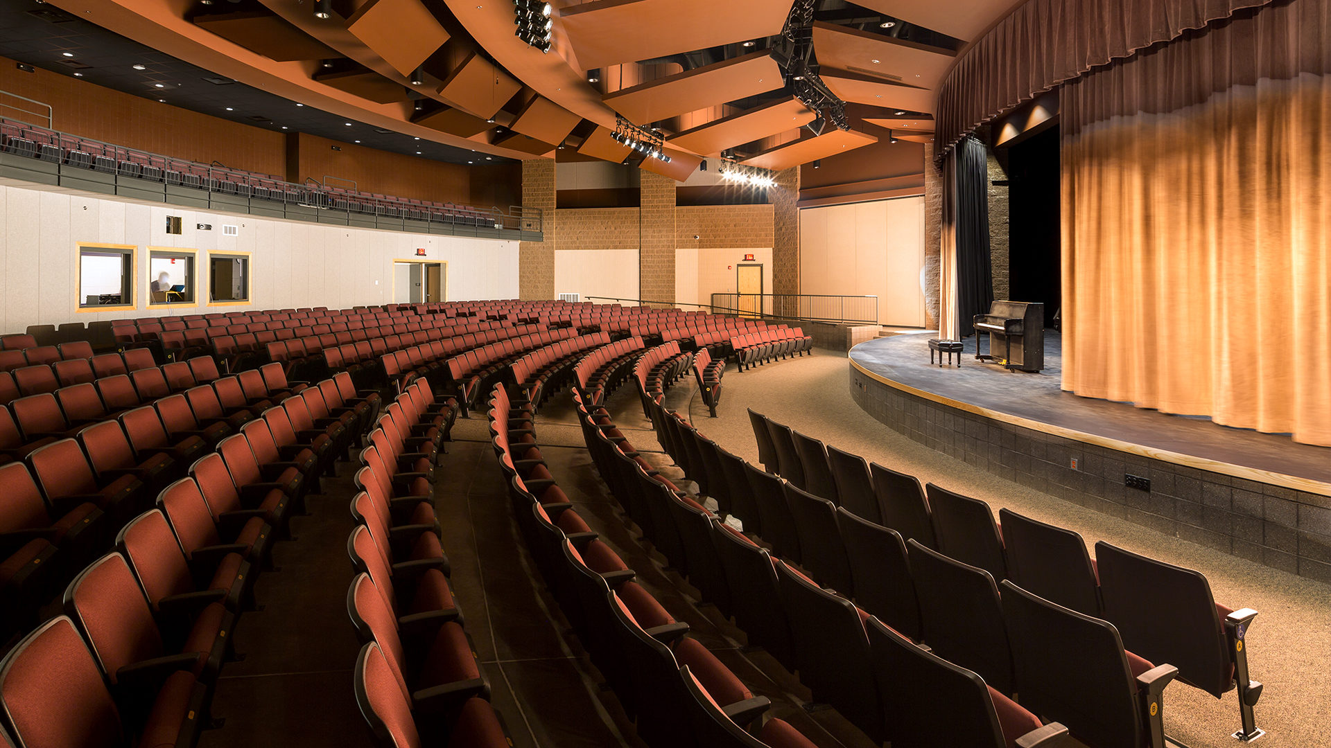 United South Central Schools Wells MN Education Theater