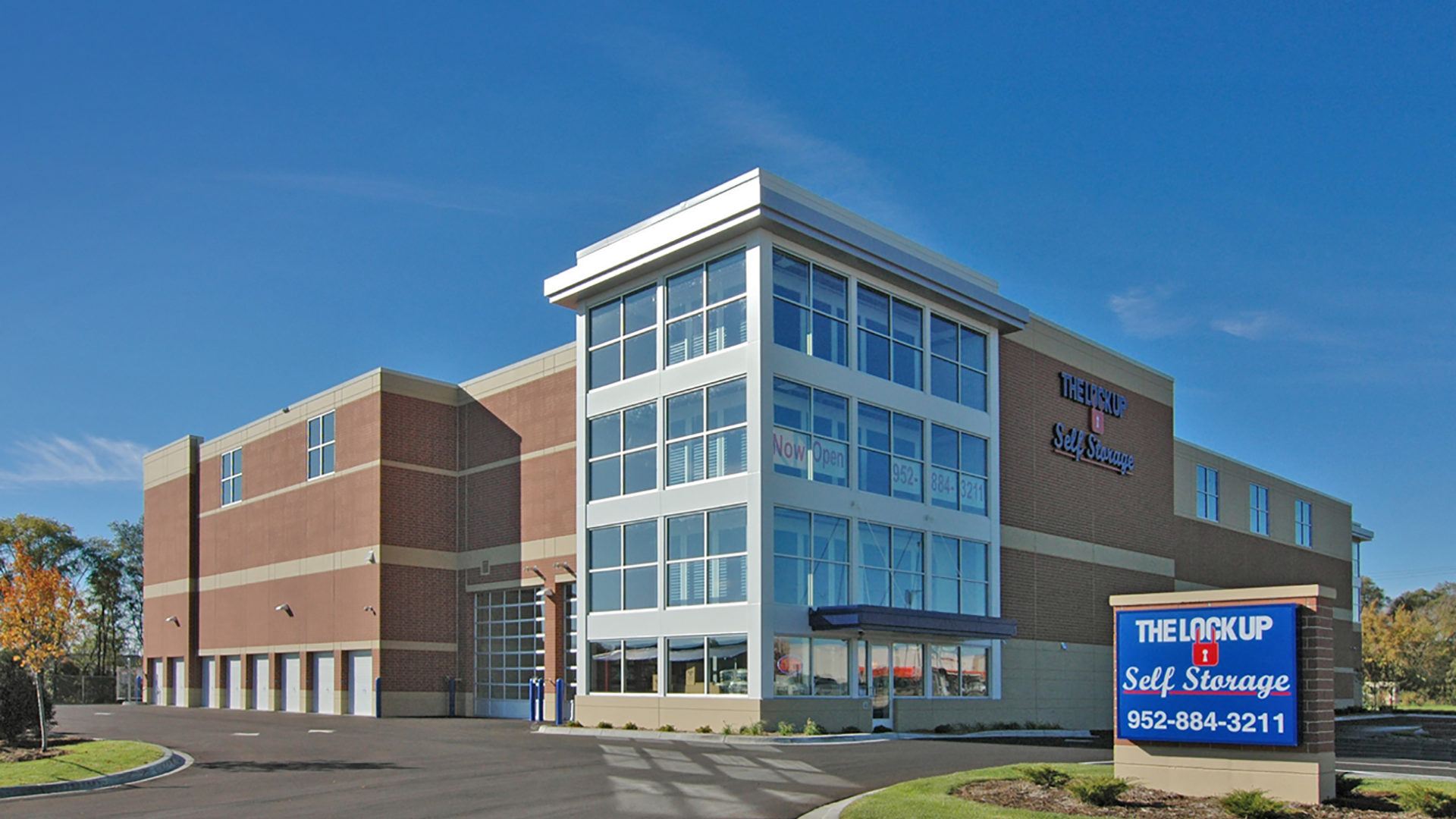 The Lock Up Self Storage Facility Kraus Anderson