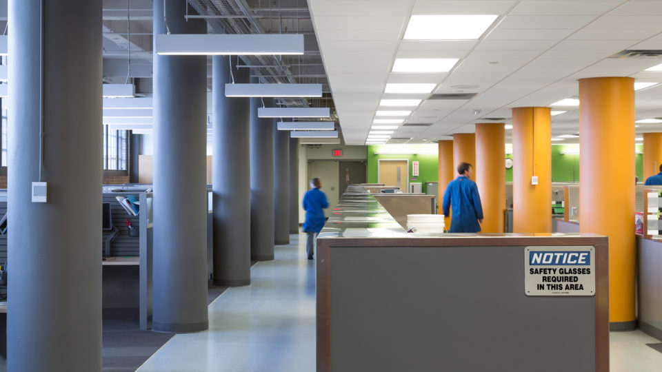 Testimonial_Valspar Applied Science and Technology Center VAST I Manufacturing High Tech RnD Work Stations and Lab