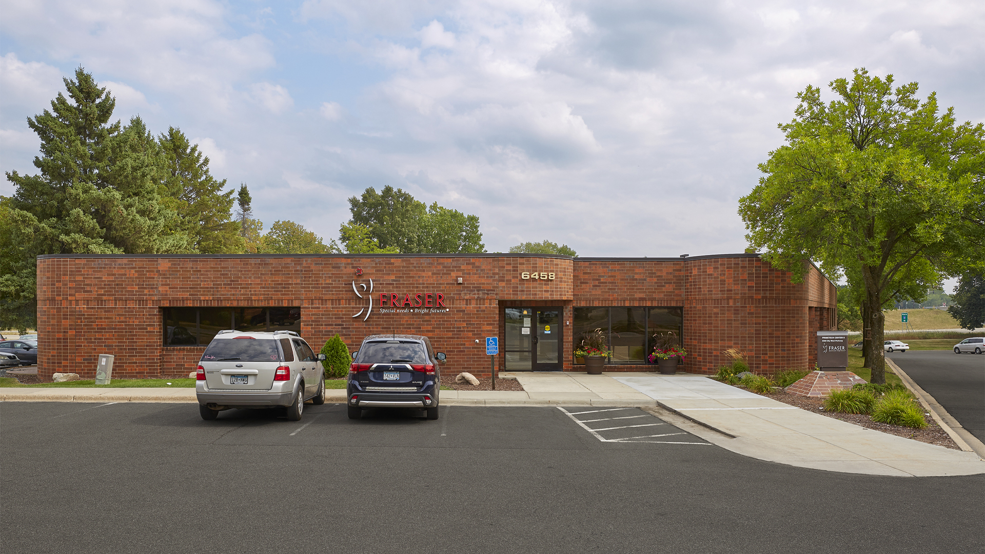 Primetech Office Center II Eden Prairie MN office building exterior front elevation