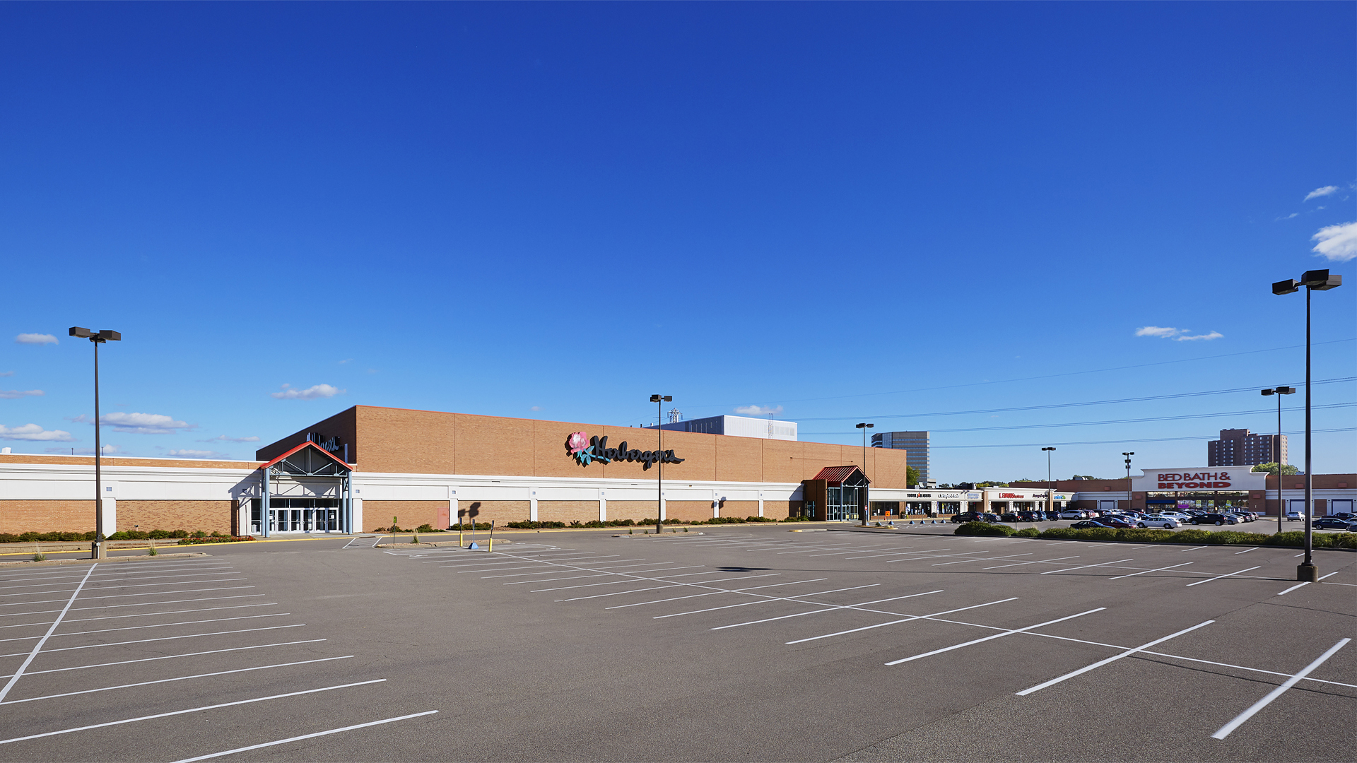 Southtown Shopping Retail Center Bloomington MN eastern anchor store previously Herbergers