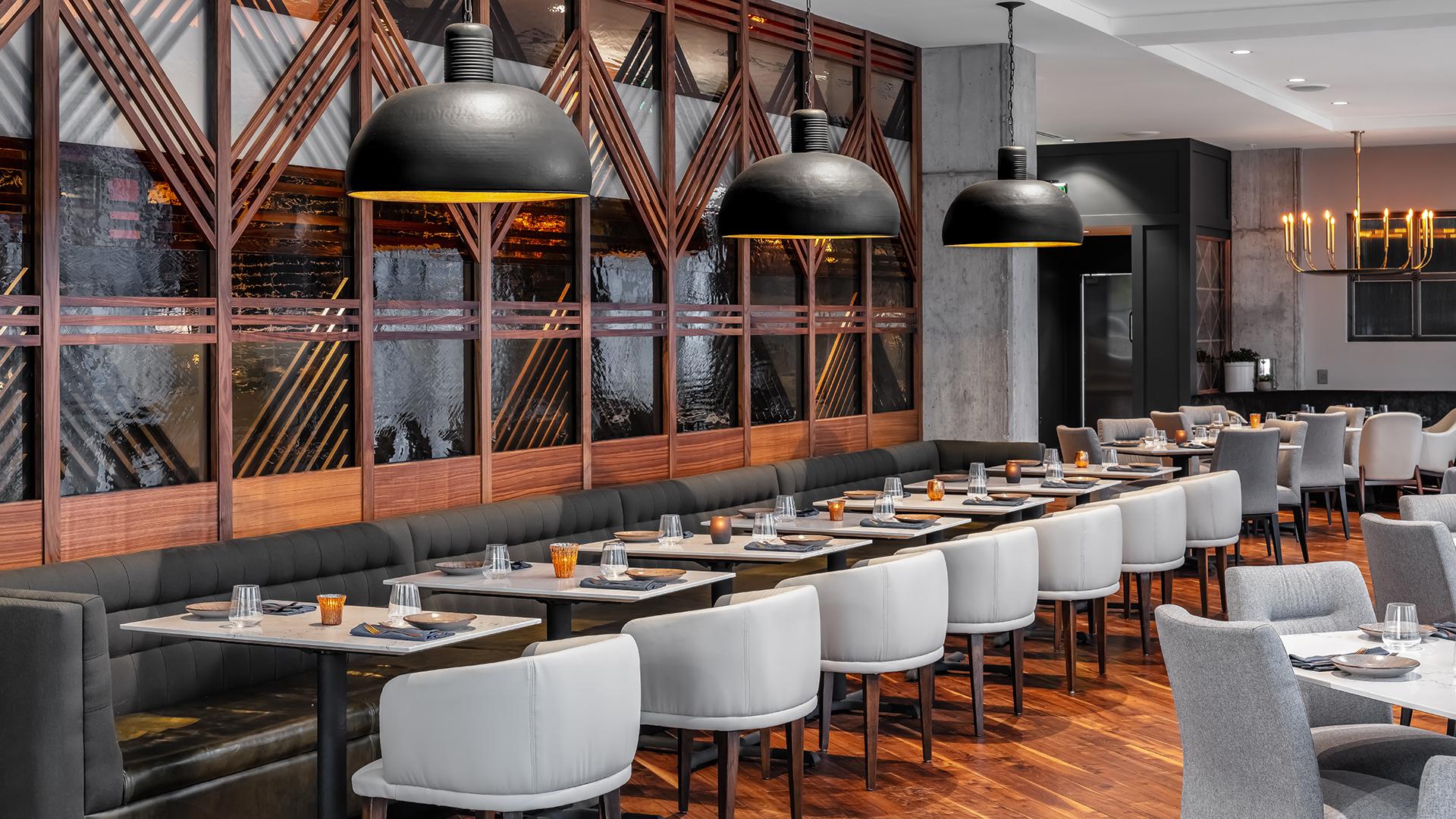 Elliot Park Hotel Tavola restaurant