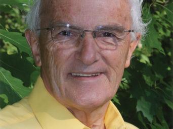 Bob Anderson International Falls mayor