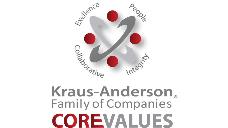 KA Core Values Award logo