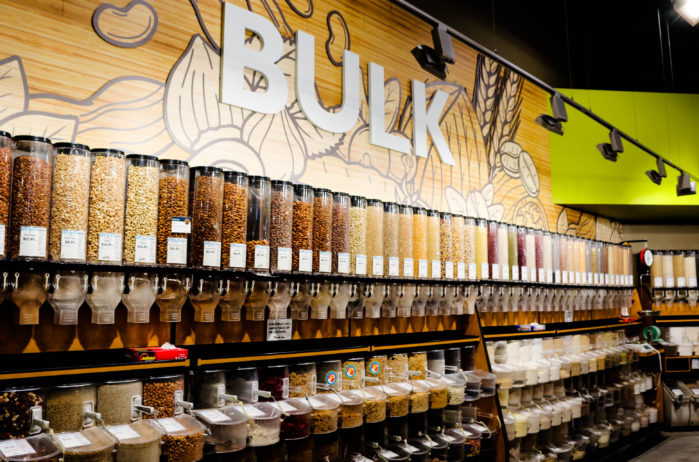 Valley Natural Foods Bulk bar