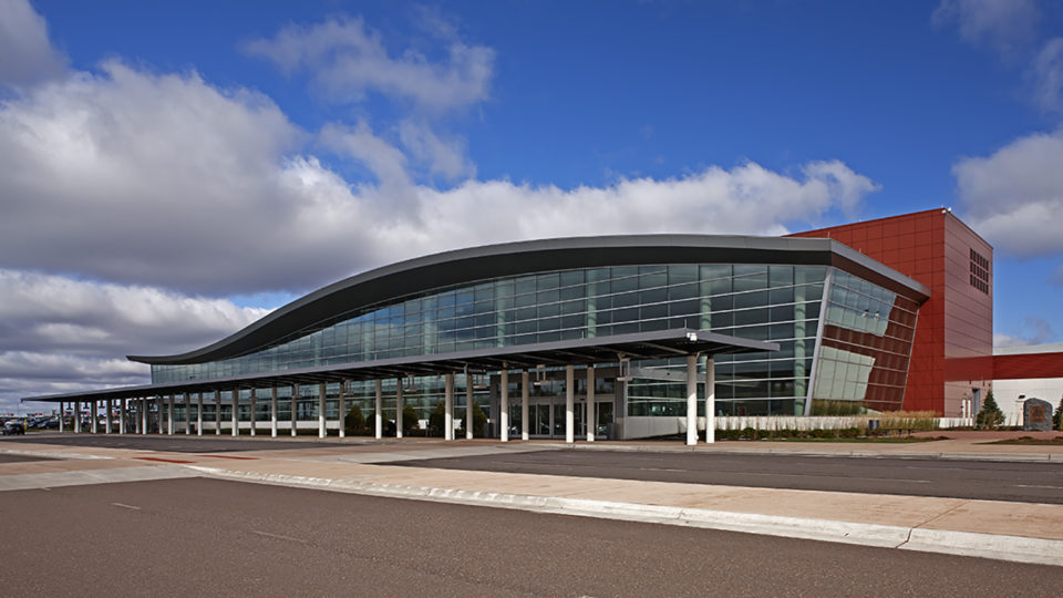 Duluth International Airport Terminal, a Kraus-Anderson Duluth construction project