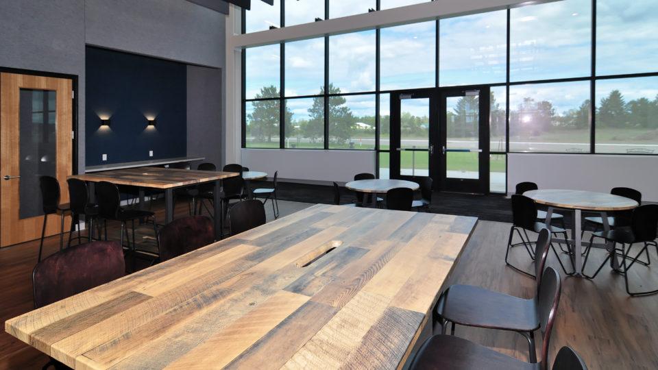 Interior, Delta Dental of Minnesota Bemidji Operations Center