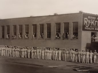 The Ry-Krisp facility in 1925.