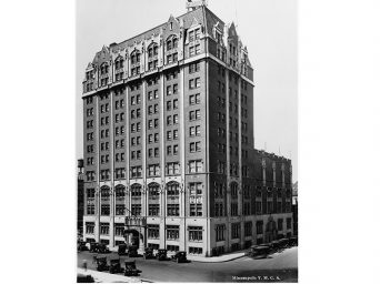 Minneapolis Central YMCA history