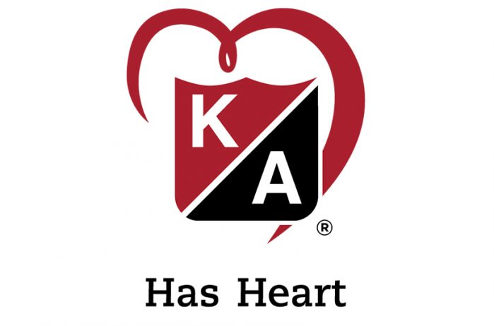 KA Has Heart logo
