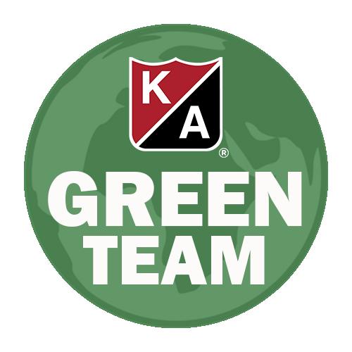 KA Green Team Logo