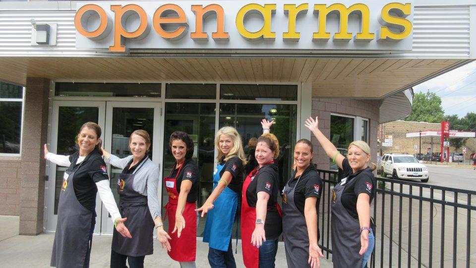 KA @ Open Arms