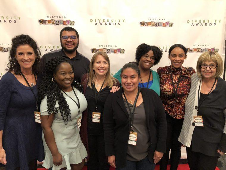 KA guests at Cultural Jambalaya event 2019 inclusion and diversity