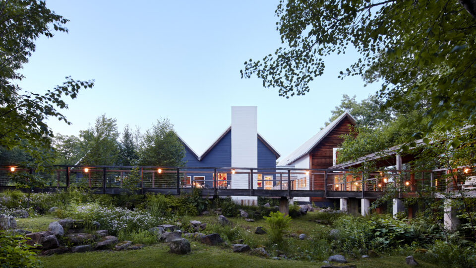 Wild Rice Retreat Completed in Bayfield, Wisconsin | Kraus-Anderson